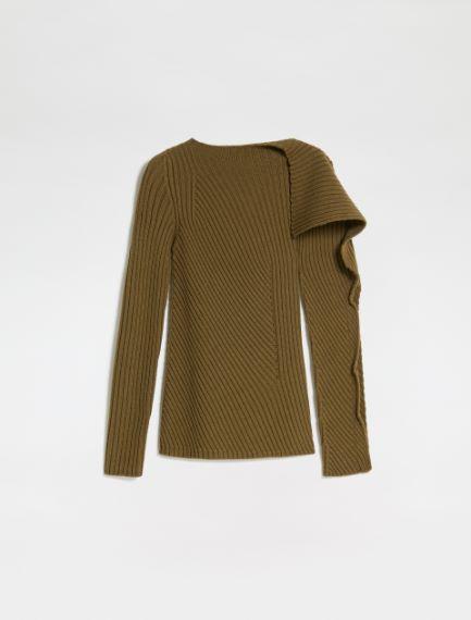 Ruffled sweater Sportmax