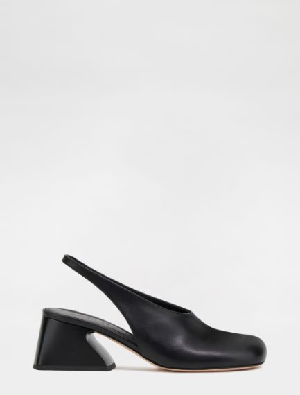 Semi-opaque slingbacks Sportmax