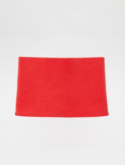Stretch knit neck warmer Sportmax