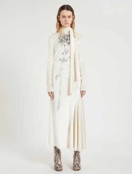 Floral-print dress Sportmax