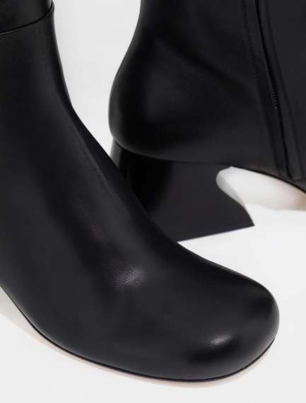 High Nappa leather boots Sportmax
