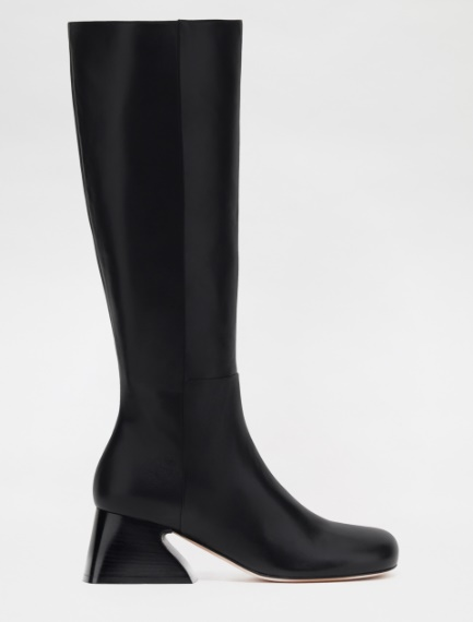 High Nappa leather boots
