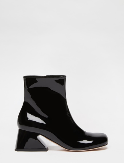 Patent leather ankle boots Sportmax