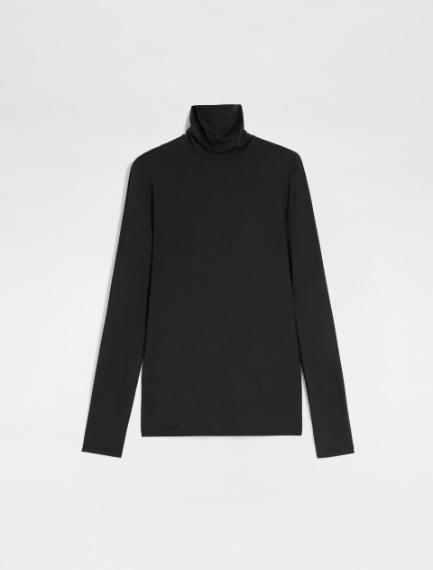 High-neck T-shirt Sportmax