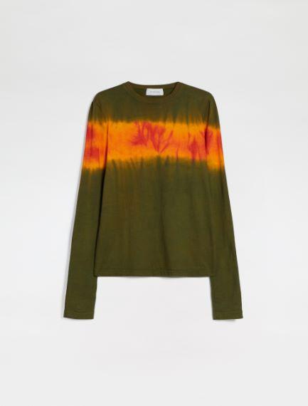 Tie-dye T-shirt Sportmax