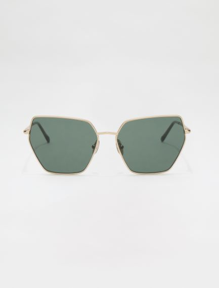 SM0036 Geometric glasses Sportmax