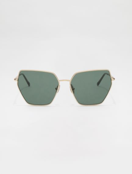 SM0036 Geometric glasses Sportmax
