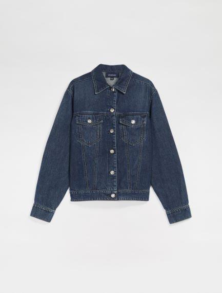 Denim jacket Sportmax