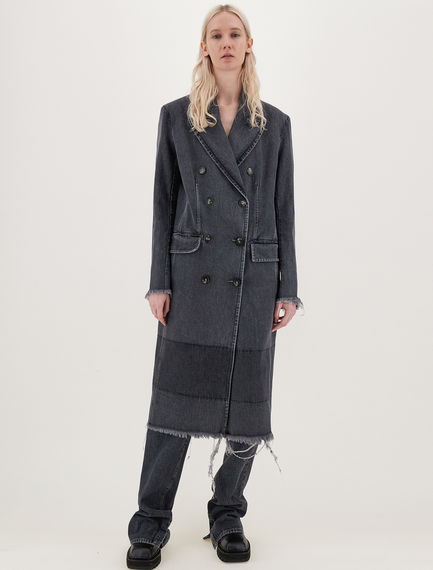 Denim coat Sportmax