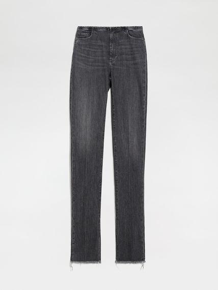 5-pocket worn denim trousers Sportmax