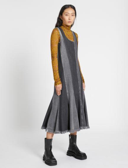 Inlaid sleeveless dress Sportmax